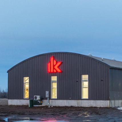 Kingery Restored Barrel Vault