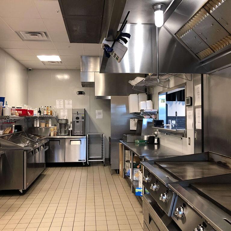 Honest Abe's Commercial Kitchen