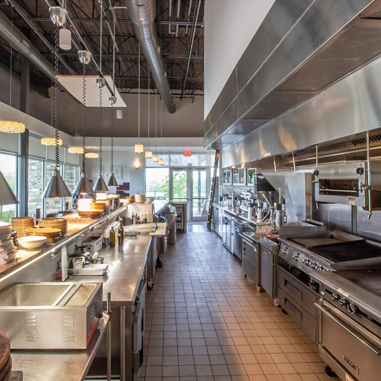 Sebastian's Commercial Kitchen